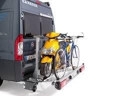 Motorradheckträger schwenkbar Fiat Ducato 250 Kasten
