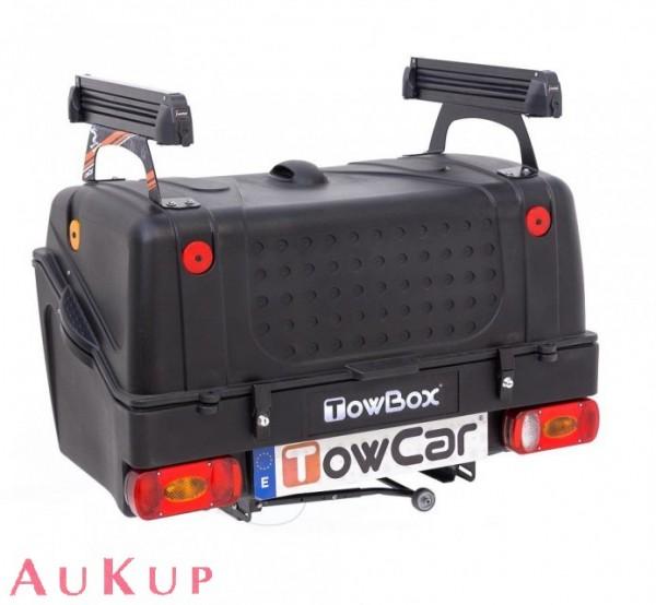 Skiträger für Gepäckbox V1