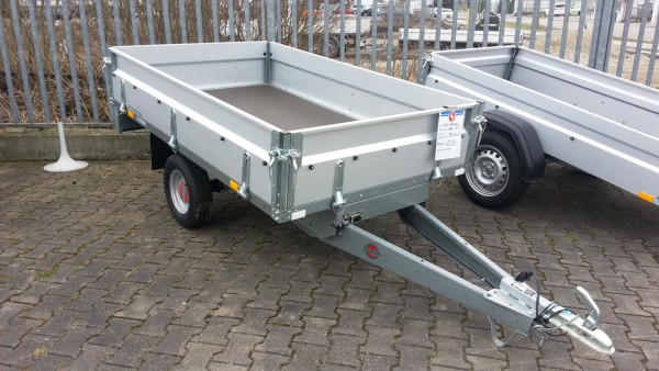 Stema Anhänger 750 kg ungebremst 2100 x 1280 x 350 mm