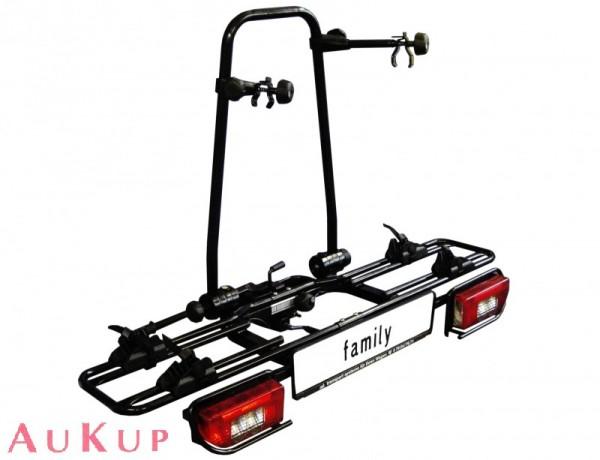 Fahrradträger AHK 2 Räder MFT Multi-Cargo Family