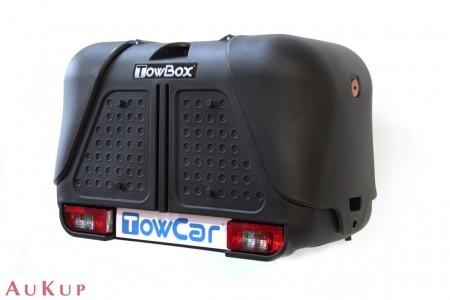 Gepäckbox Anhängerkupplung