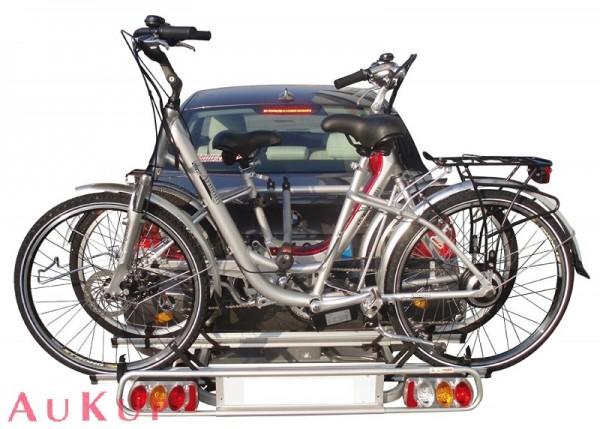 Fahrradheckträger FABBRI Elektrobike AHK, Exclusiv Deluxe