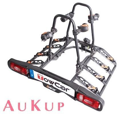 Fahrradträger AHK 4 Räder + SUV mit Reserverad