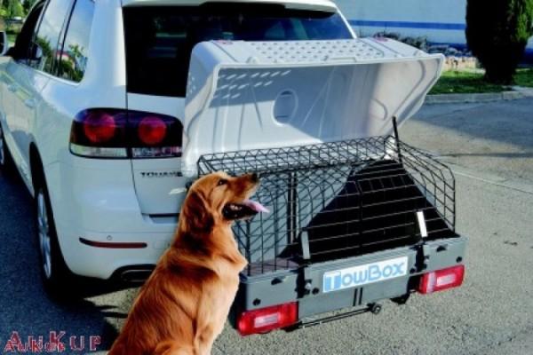Zubehör für Hundebox V1