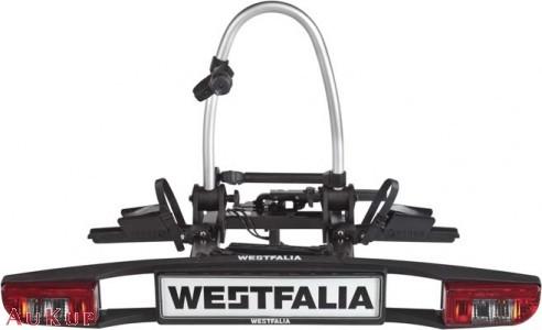 Fahrradträger BC 60 WESTFALIA auf Anhängerkupplung